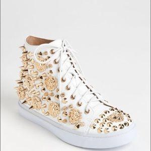 Jeffery Campbell Adams Lion sneakers